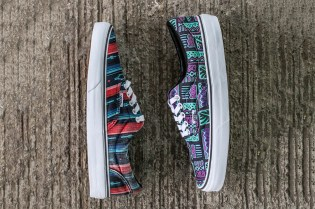 Vans 2013 Holiday Van Doren Series Era Pack