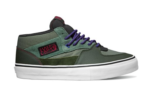 Vans Vault 2013 Fall Half Cab LX Outdoor Pack