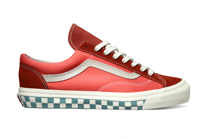 """Vault by Vans 2013 Fall OG Style 36 LX """"Check"""" Pack"""