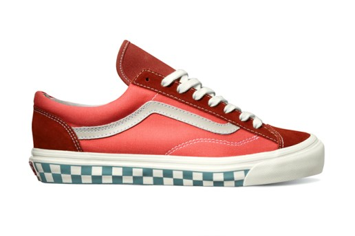 "Vault by Vans 2013 Fall OG Style 36 LX ""Check"" Pack"