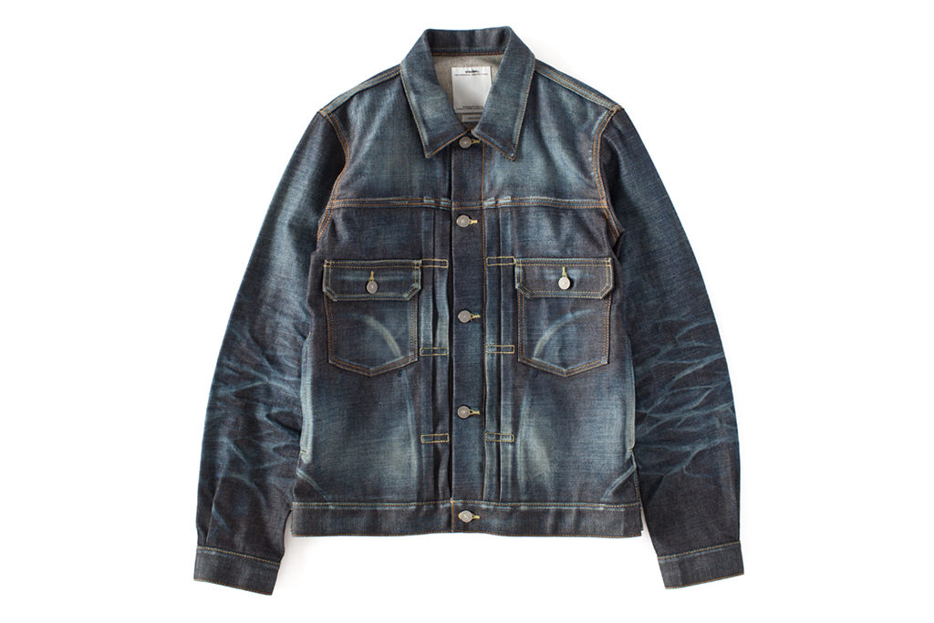 visvim 2013 fall winter ss 101 jkt non washed f i l exclusive