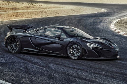 Watch the McLaren P1 Tackle Extreme Heat | Video
