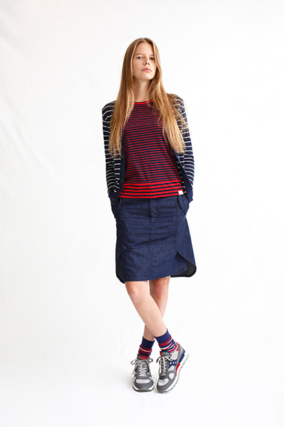 white mountaineering womens 2014 spring summer collection