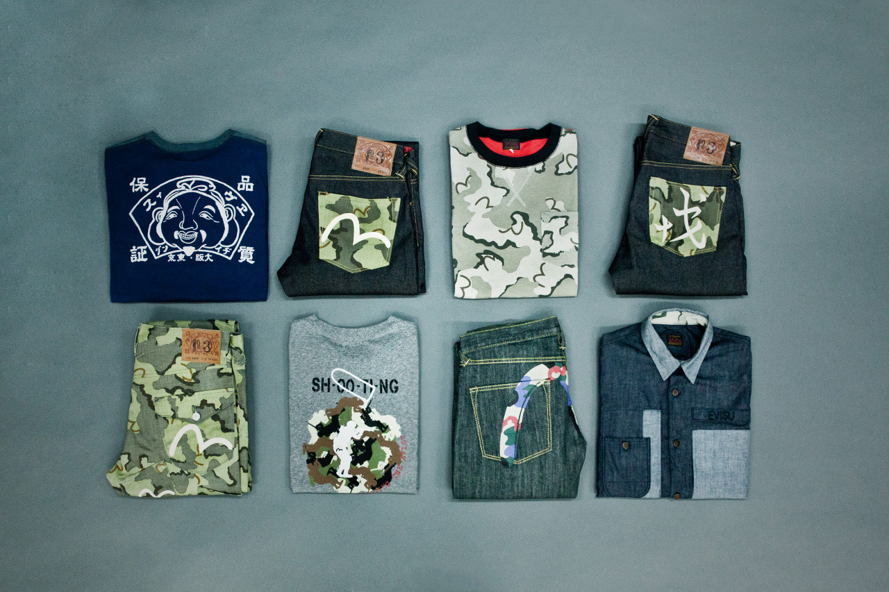 Win a Prize Pack from EVISU Worth Over $500 USD!