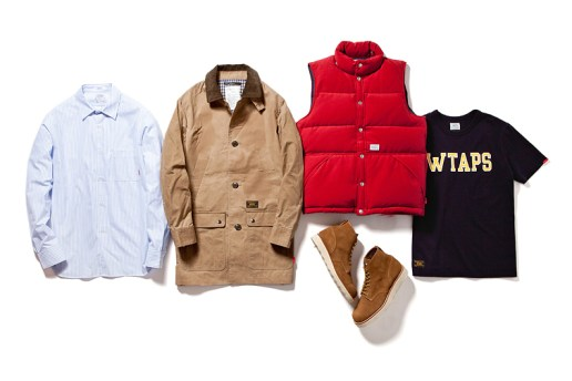 WTAPS 2013 Fall/Winter September Releases