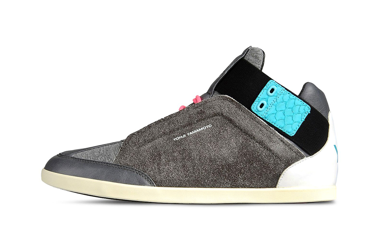 Y-3 2013 Fall/Winter Kazuhiri Grey
