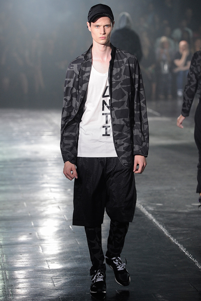 Y-3 2014 Spring Collection