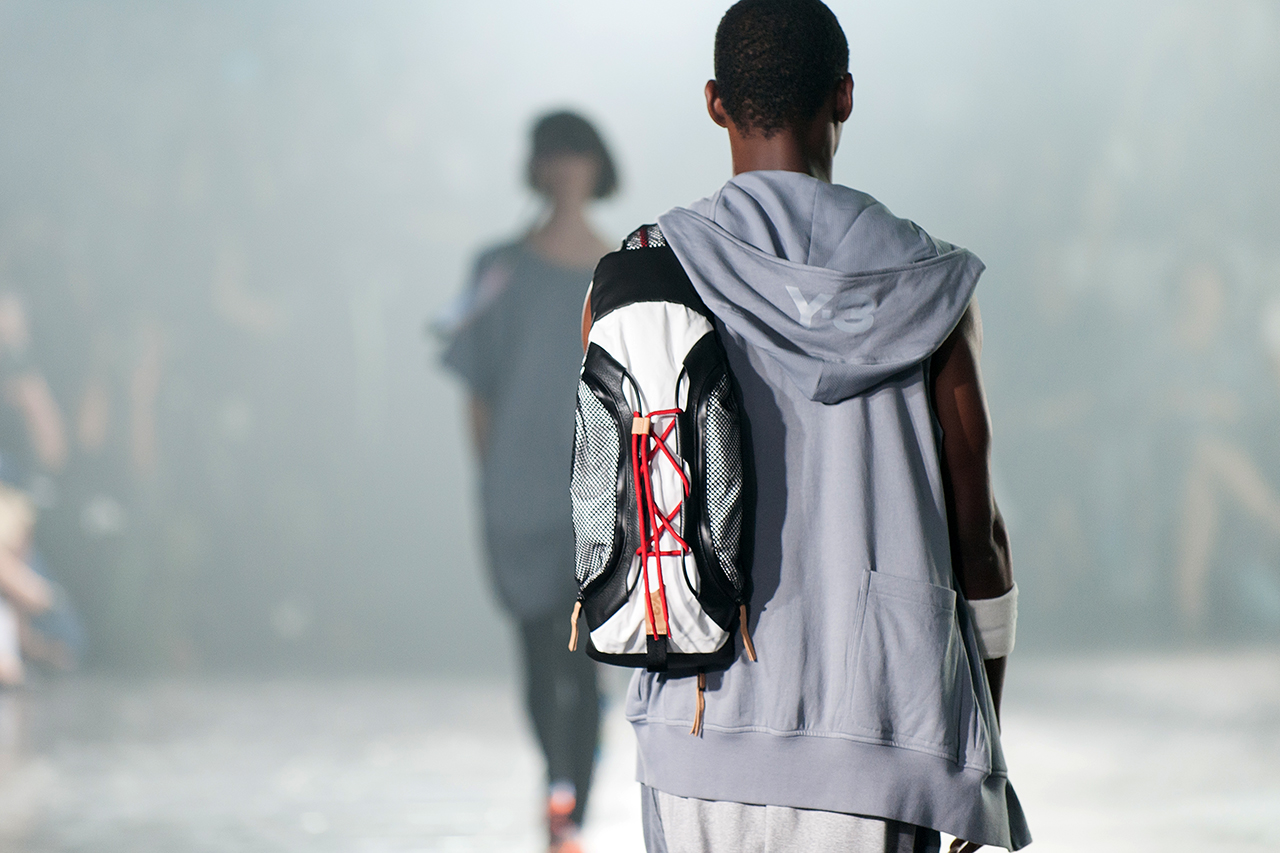 Y-3 2014 Spring/Summer Collection Details