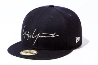Yohji Yamamoto x New Era 59FIFTY Cap