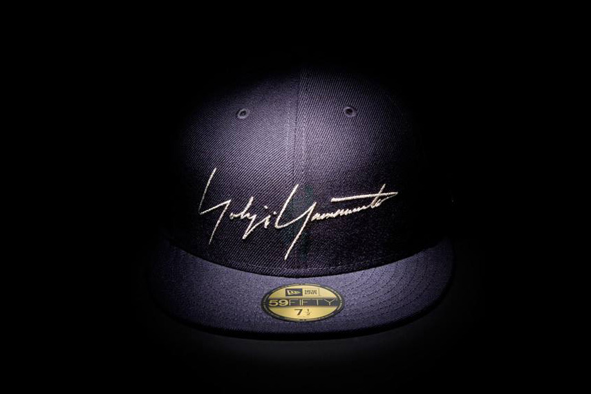 Yohji Yamamoto x New Era Japan 59FIFTY Preview
