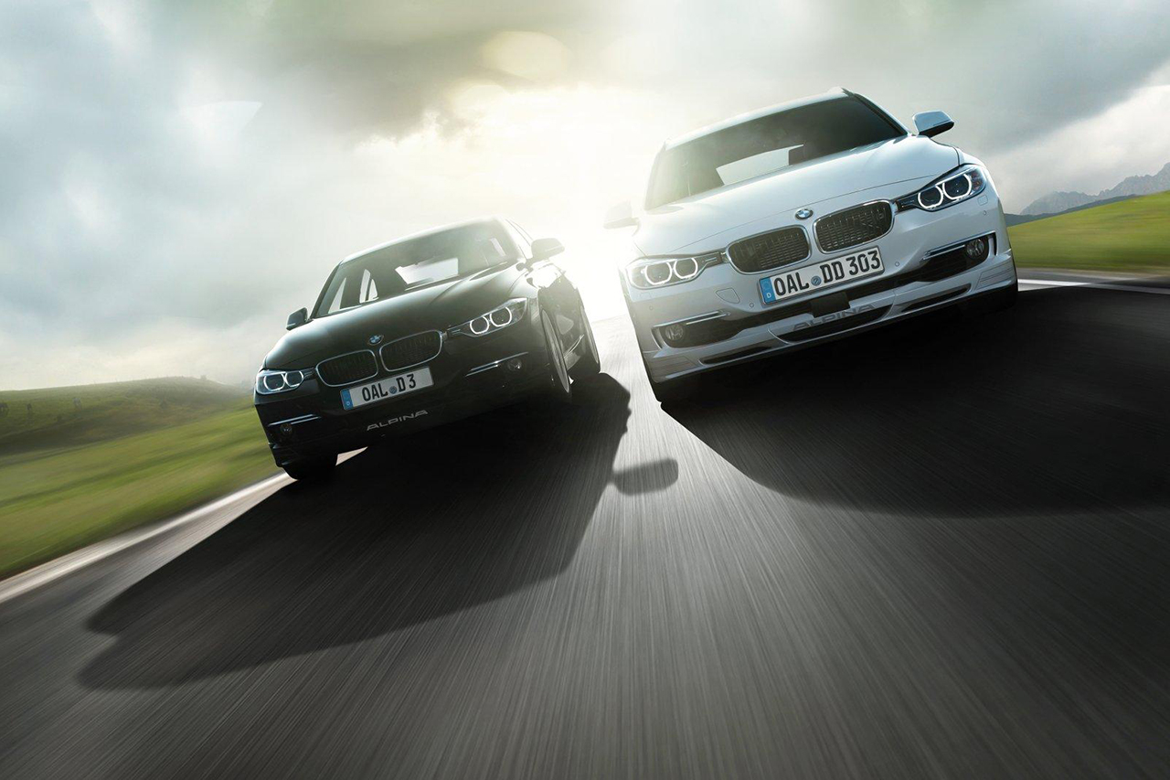 2014 BMW Alpina D3 Bi-Turbo