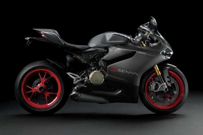 "2014 Ducati 1199 Panigale S ""Senna"" Edition"