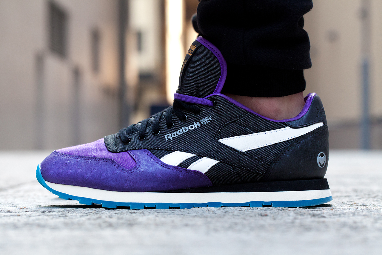 3.V.O.7. x Reebok Classic Leather 30th Anniversary
