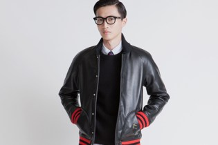 BLACK SENSE MARKET x BEDWIN & THE HEARTBREAKERS Award Jacket