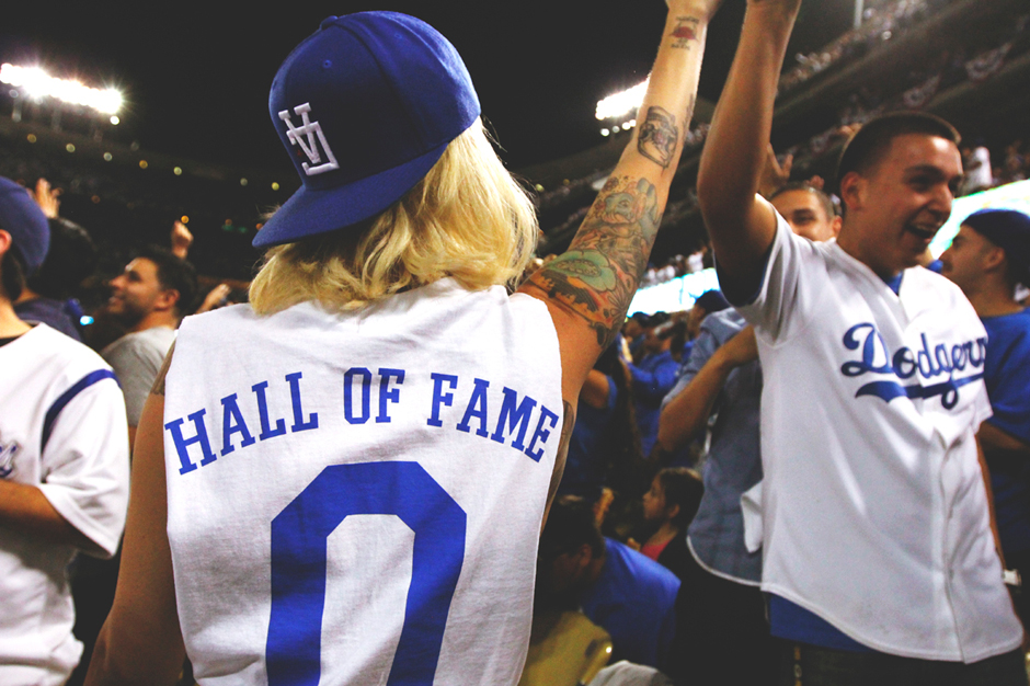 CLSC X Hall Of Fame 2013 Collaboration Lookbook
