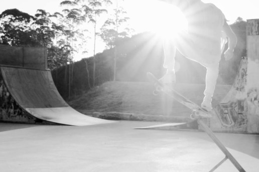 "Dylan Rieder in ""Moments from Team Average"" Short Film for Monster Children"