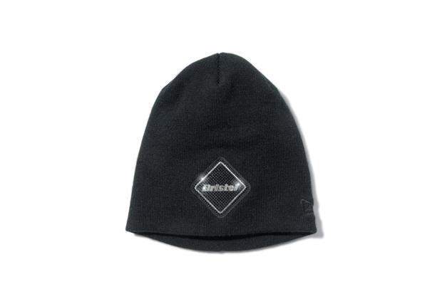 F.C.R.B. x Swarovski x New Era Knit Cap