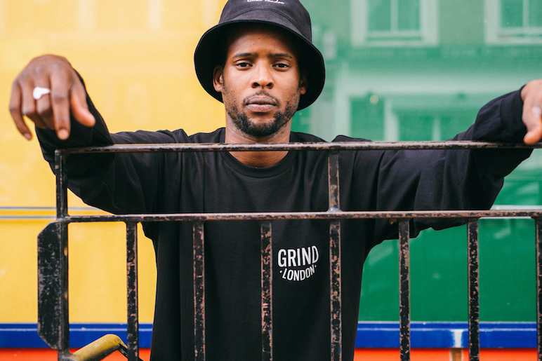 "Grind London ""Jah Bless"" for Breaks Magazine Lookbook"