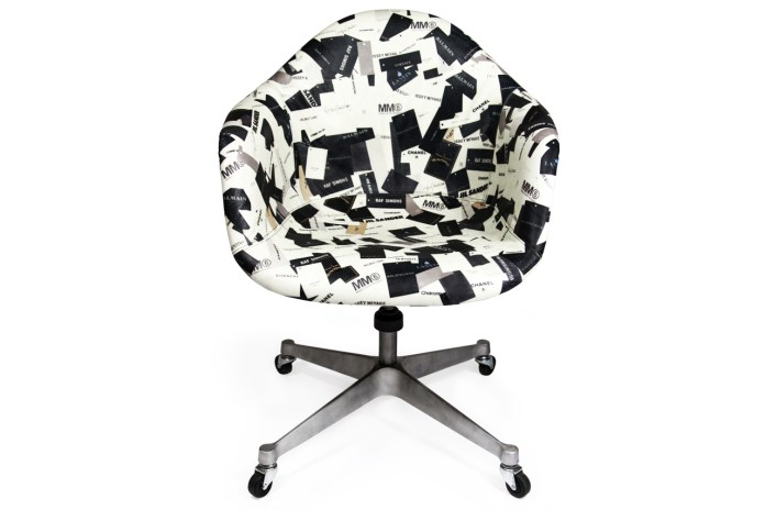 "Jamie Clawson x Wil Fry ""Expensive Chair"""