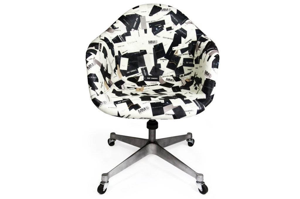 """Jamie Clawson x Wil Fry """"Expensive Chair"""""""