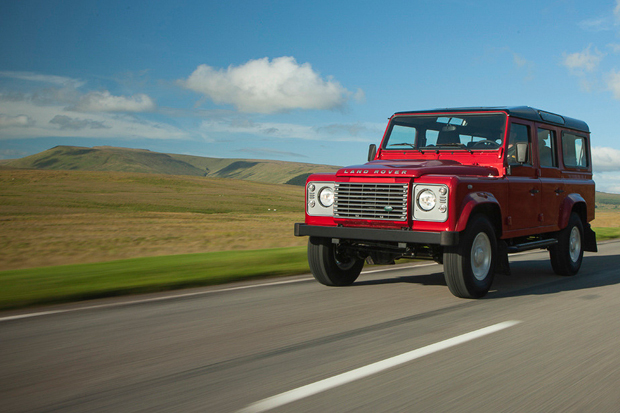 Land Rover Ending Defender Production After 67 Years