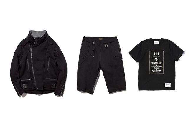 "NEIGHBORHOOD 2013 Fall/Winter ""Thunderbolt"" Collection"