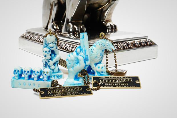 NEIGHBORHOOD x Masa Sculp Key Charm