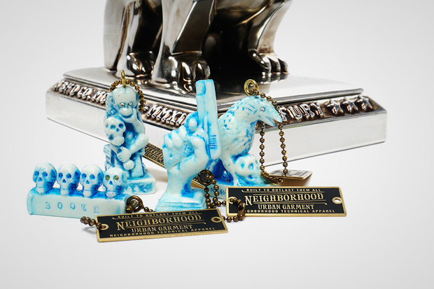 NEIGHBORHOOD x Masa Sculp Key Charm