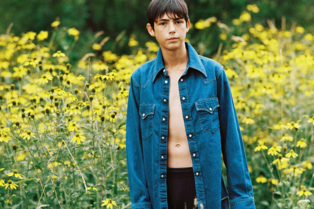 """NEPENTHES 2013 Fall/Winter """"WITH MORGAN"""" Editorial"""