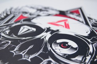 New Era x Ground Release Prints