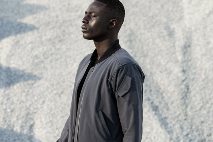 Outlier 2013 Fall Soft Core Bomber