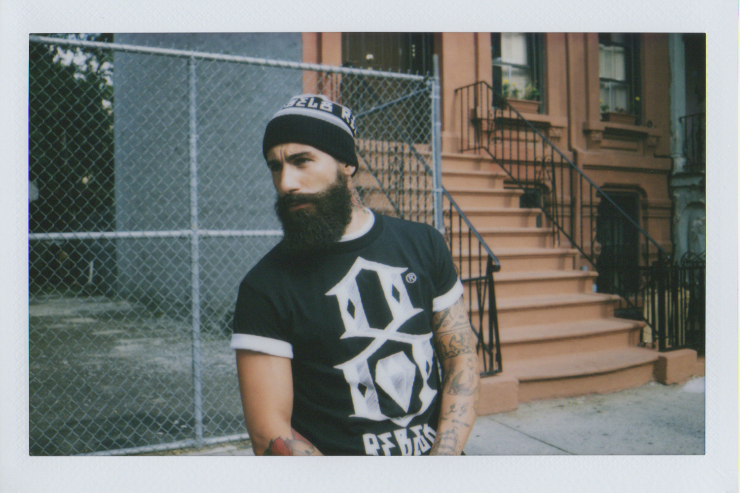 REBEL8 2013 Fall/Winter Polaroid Lookbook