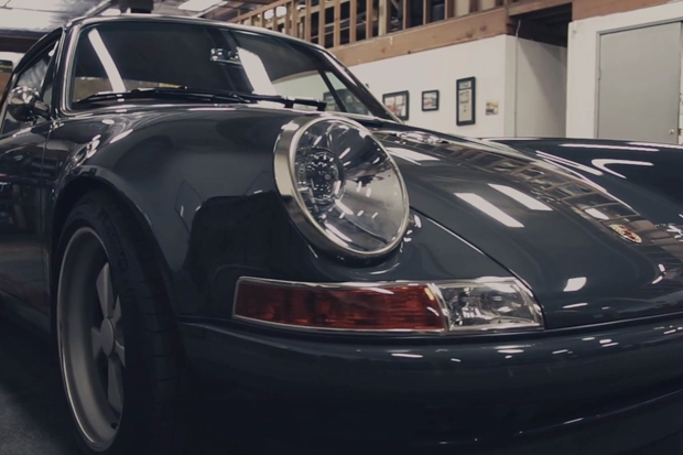 Rob Dickinson of Singer Vehicle Design on Building the Ultimate Porsche   Video