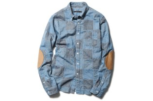 SOPHNET. 2013 Fall/Winter Patch Work B.D Shirt