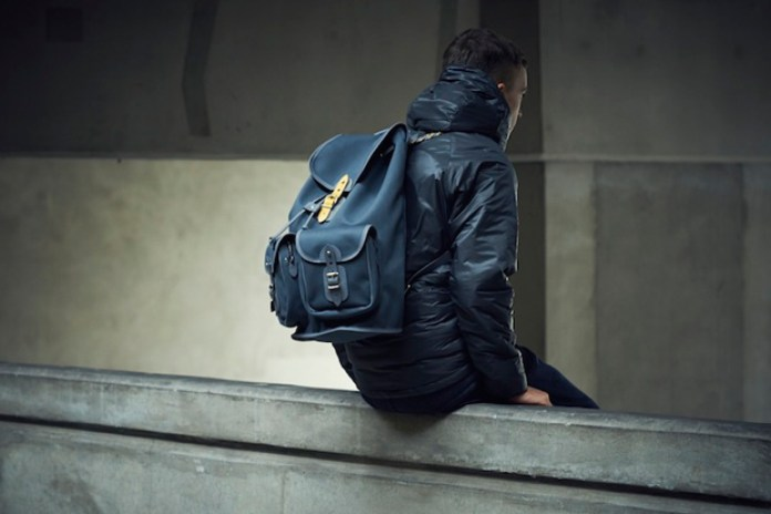 Six Eight Seven Six x Chapman Toraston Rucksack