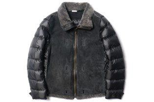 Ten c Shearling Liner Jacket