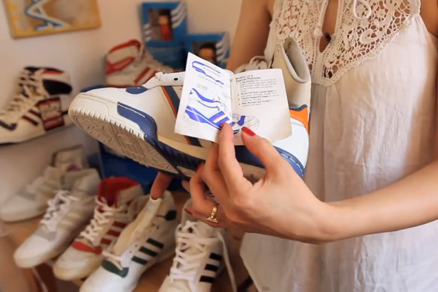 The adidas Originals Collectors Project