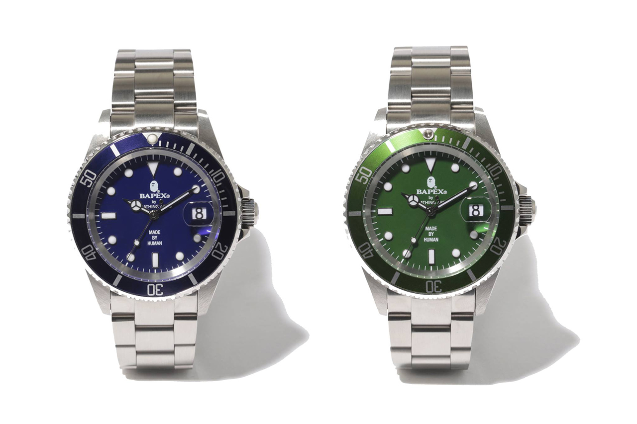 A Bathing Ape 2013 Fall/Winter TYPE 1 BAPEX