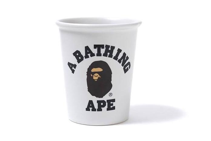 A Bathing Ape College Coffee Mug