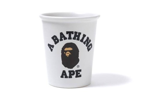 A Bathing Ape College Coffee Mug