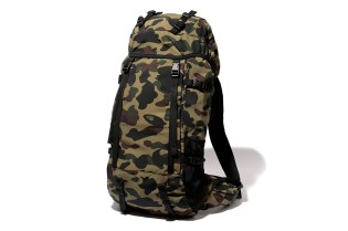 A Bathing Ape x Porter 2013 Fall/Winter 1ST CAMO Capsule Collection