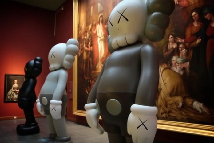 A Closer Look at the Upcoming KAWS Exhibition @ Pennsylvania Academy of the Fine Arts