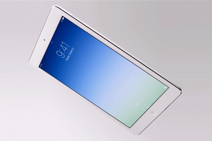 A Closer Look at the Apple iPad Air
