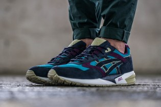 "A Closer Look at the BAIT x ASICS Gel Saga ""Phantom Lagoons"""