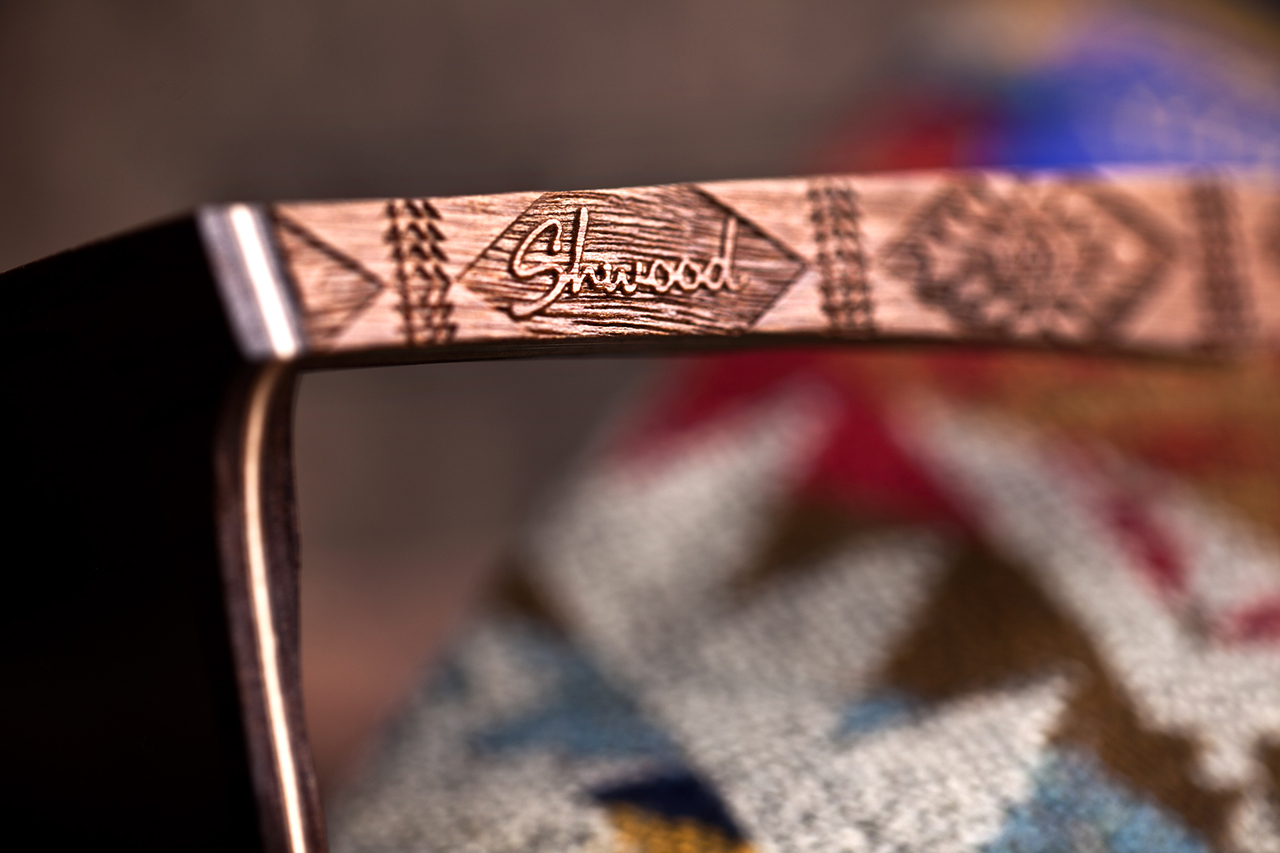A Closer Look at the Shwood for Pendleton 2013 Capsule Collection
