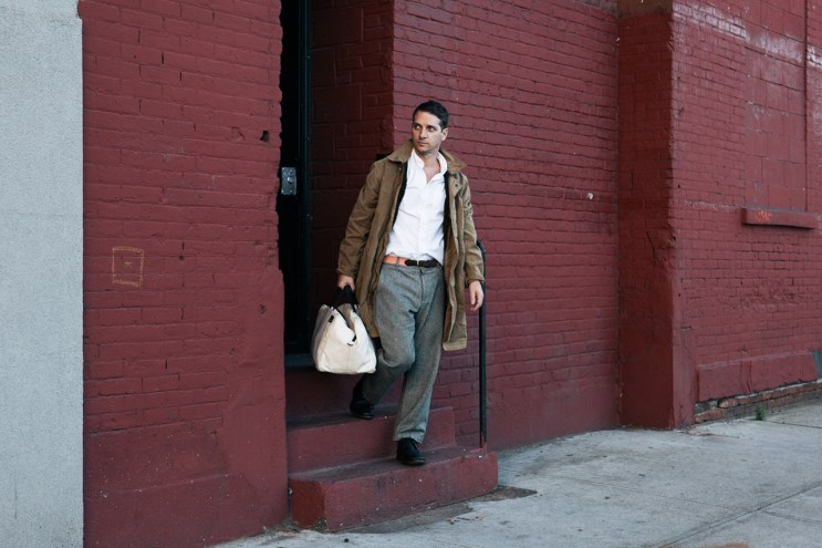 A Day in NYC With... Matt Singer - Afternoon
