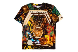 A First Look at the Haas Brothers x Versace 2013 Fall/Winter Collection