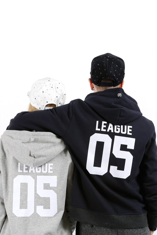 "A-LAND x LIFUL ""Join Our League"" Hoodie"