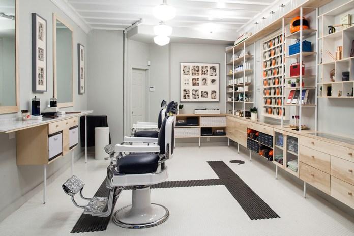 "A Look Inside Harry's ""The Corner Shop"" Barbershop in New York City"