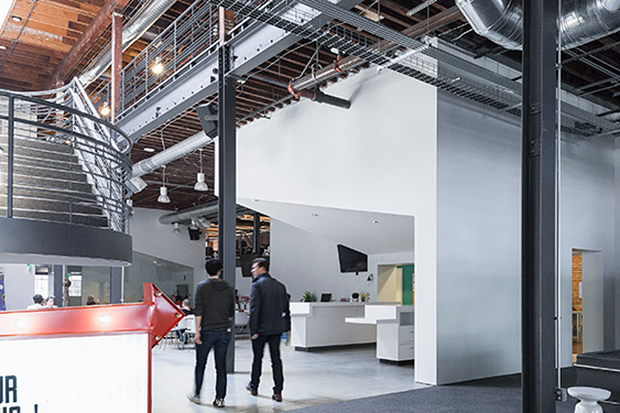 A Look Inside Pinterest's 45,000-Square-Foot Headquarters